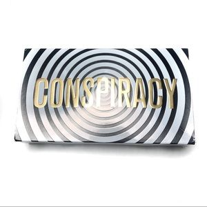 NEW SHANE DAWSON X JEFFREE STAR CONSPIRACY PALETTE